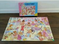 Girls Lovely Ballerina Jigsaw / Toy by Galt