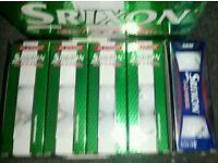 15 new Srixon golf balls