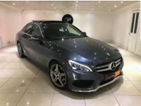 2015 Mercedes C220D AMG Line Premium Auto DSG. Swap Or Px Welcome