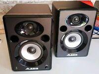Alesis Elevate 5 Monitor Speakers (Boxed)
