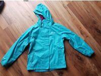 Girls rain jacket Regatta