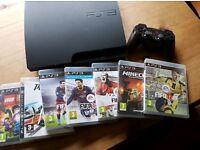 PS3 & games