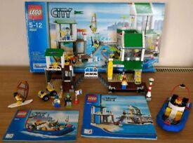 Lego 4644 city harbour