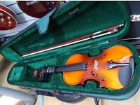 Preowned Antoni Full Size Violin Outfit