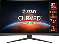 ***27 Inch MSI Curved Gaming Monitor***