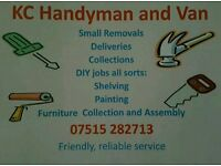 Kc Handyman and Van