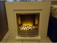 Fireplace x