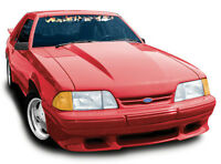 1987 - 1993 FORD MUSTANG CERVINI STYLE HOOD