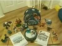 Skylanders Action Figures with Portal, 2 Games & Carry Case