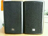 PA Speakers. LD Systems Dave 12+ 100w Per Cab