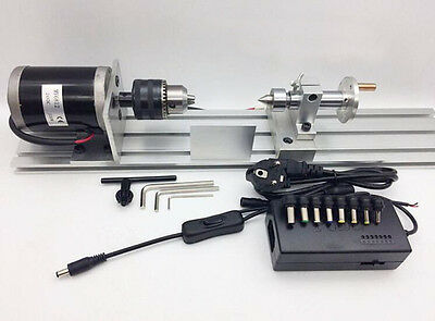 Multifunction Beads Lathe Machine Mini Lathe Diy Wood Beads Woodworking Tools