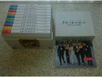 Friends complete series extended exclusive & unseen DVD boxset