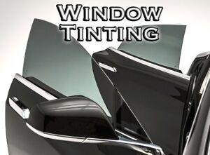 PROFESSIONAL WINDOW TINTING SERVICE SCARBOROUGH