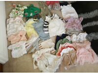 3-6 month outfits selling as individuals