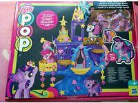 Little pony sparkle kingdom