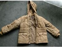 Boys French connection coat age 8/9