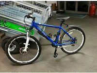 "Mountain Bike For Sale 18"" Frame Carrera Vulcan"