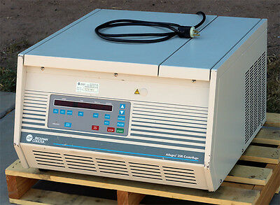 Beckman Coulter Inc. Allegra 25r Benchtop Refrigerated Centrifuge 369434