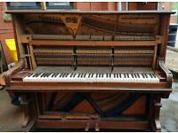 1907 Rich. Lipp&Sohn Stuttgart Piano antique