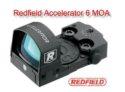 Redfield Accelerator 6 Moa Reflex Sight   Pistol Shotgun Rifle 117852