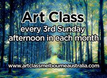 Sunday and Weekday Art Classes Melbourne Melbourne CBD Melbourne City Preview