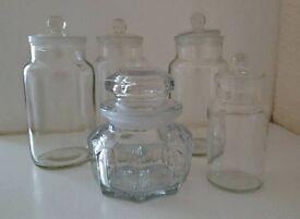 ...glass.storage.jars