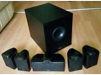 TANNOY SFX 5.1Home Cinema Speaker set
