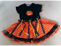 Halloween party dress age 2