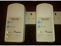 Comtrend powerline adaptor up to 200mbps. Homeplug / extender