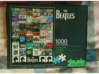THE BEATLES 1000 PIECES JIG-SAW PUZZLE