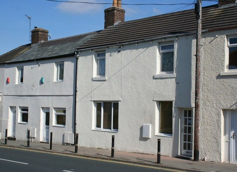 BIG CLEAN 2 BEDROOM FLAT TO LET ON VICTORIA RD, CARLISLE. READY NOW. £420/MONTH + DEPOSIT