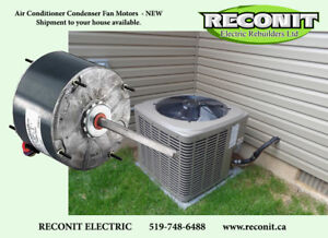 Air Conditioner condenser Motors - NEW