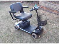 Gogo elite traveler plus mobility scooter