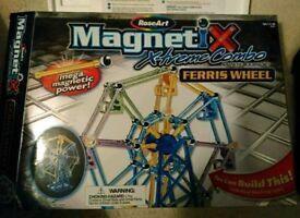Magnetix xtreme combo Ferris Wheel