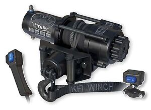 KFI Stealth Winches Now At ORPS Parts