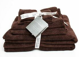 Jeff Banks Egyptian Cotton 6 Piece Towel Set