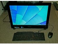 Lenovo Ideacentre B540, Core i5-3rd gen, 8gb ram, 1tb hdd, 23 inch Touchscreen