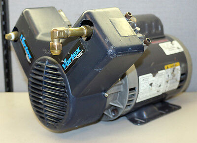 Thomas Pumps Compressors Vortex Vx100ha Articulating Piston Air Compressor 980