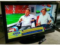 "SAMSUNG 50"" Slim TV FULL HD BUILT IN FREEVIEW EXCELLENT CONDITION REMOTE CONTROL HDMI FULLY WORKING"