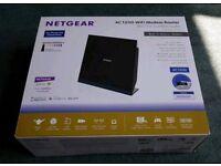 Netgear Dual Band Wireless Modem Router