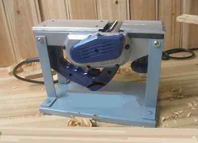 220v Small Flat Planning Machine Electric Planer Portable Planer Woodworking M