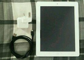 "Apple iPad 4th Gen, 32GB, Wi-Fi, 9.7"" - White"