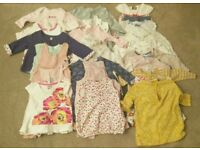 Baby Girl 0-3 & 3-6 & 6-9 month outfit sets