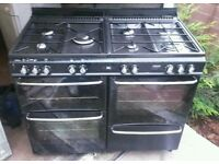 """GAS COOKER"""" NEWHOME"""" 110CM. ELECTRIC OVEN"""