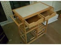 Argos kitchen island