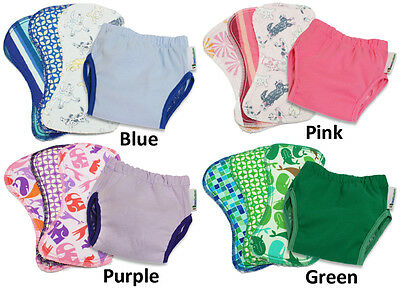 Best Bottom Full Circle System Potty Training Pants Kit for Girl or Boy -