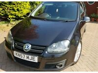 VW Golf GT TDI 140 2008.Full Stamped VW Service history.2 previous owners