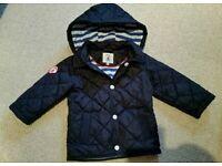 Boys jacket 18-24 mths JUNIOR J