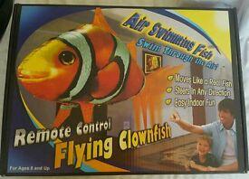 RC Air swimmers clown fish