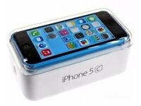 Apple Iphone 5c Brand new boxed and Warranty